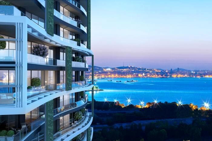 مشروع عقاري أوتوماري بالاس اسطنبول أوروبا بكركوي