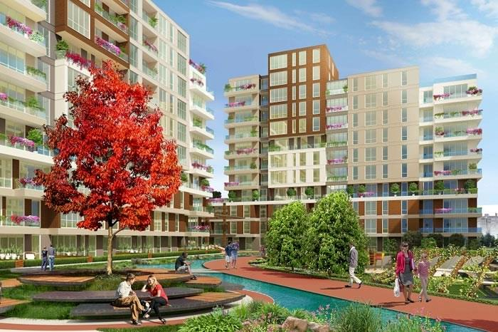 مشروع عقاري أول اسطنبول باشاك شهير - اسطنبول