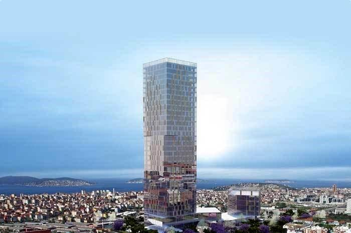 مشروع عقاري بيجا كارتال اسطنبول الأناضول كارتال.