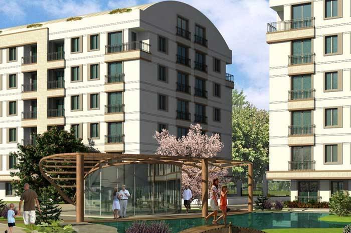 مشروع عقاري بي كونسيبت هومة اسطنبول الأناضول سلطان بيلي