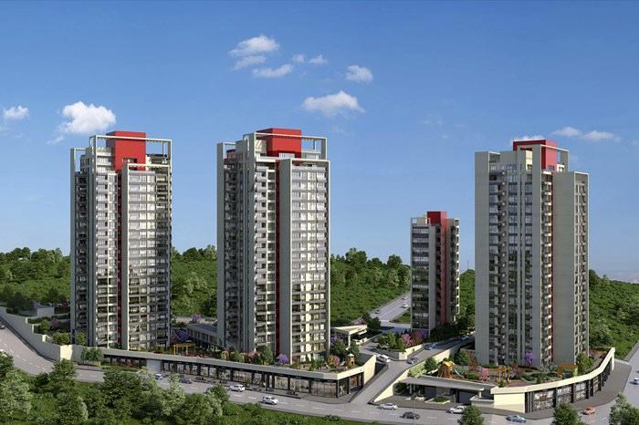 مشروع عقاري حيران اسطنبول الأناضول كارتال